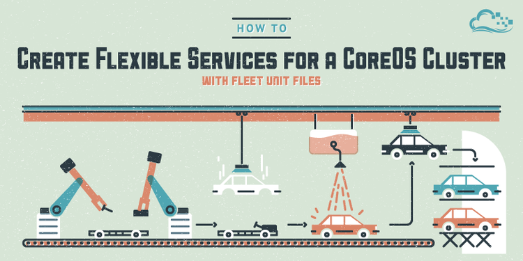 How to Create Flexible Services for a CoreOS Cluster with Fleet Unit Files