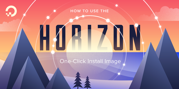 How To Use the Horizon One-Click Install Image