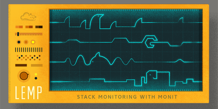 LEMP Stack Monitoring with Monit on Ubuntu 14.04