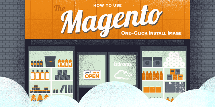 How To Use the Magento One-Click Install Image