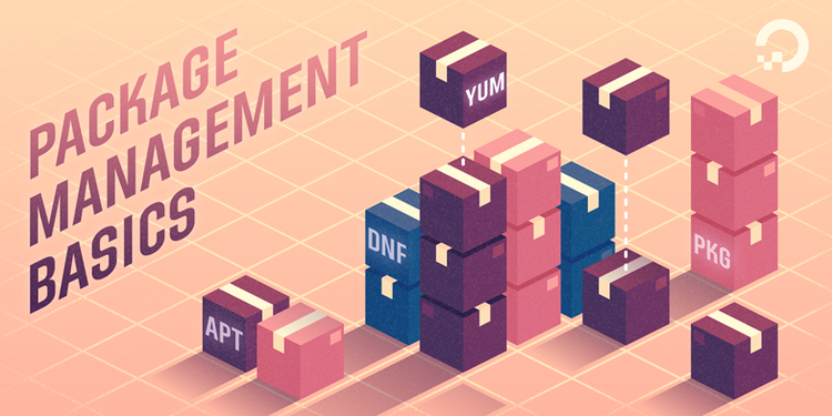 Package Management Basics: apt, yum, dnf, pkg