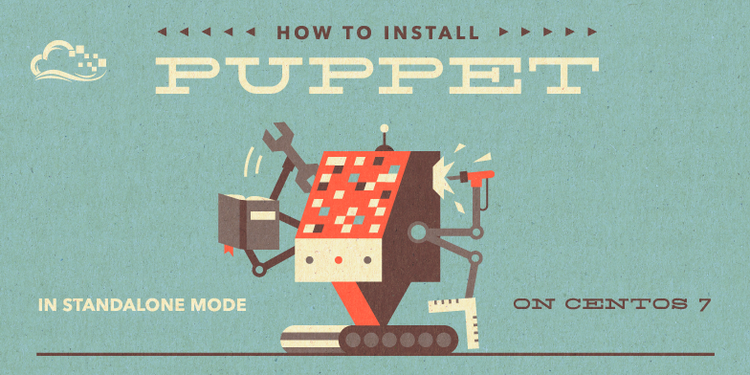 How To Install Puppet In Standalone Mode on CentOS 7