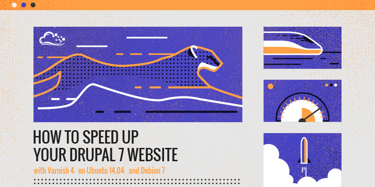 How To Speed Up Your Drupal 7 Website with Varnish 4 on