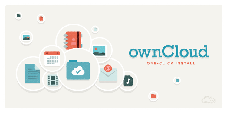How To Use the ownCloud One-Click Install Application