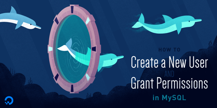 How To Create a New User and Grant Permissions in MySQL