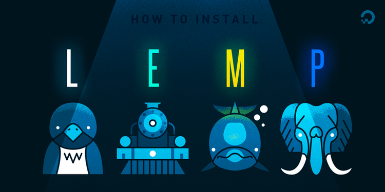 How To Install Linux, Nginx, MariaDB, PHP (LEMP stack) on Debian 10