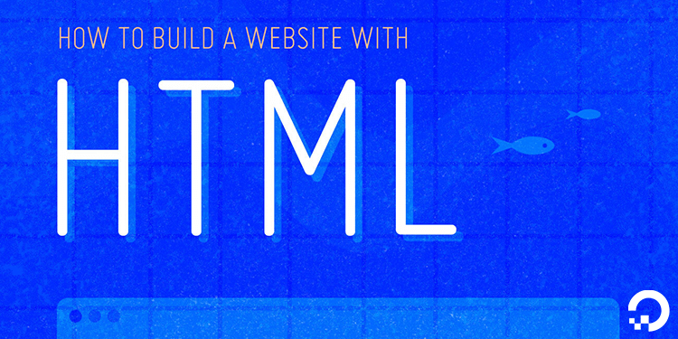 How To Build a Website With HTML eBook