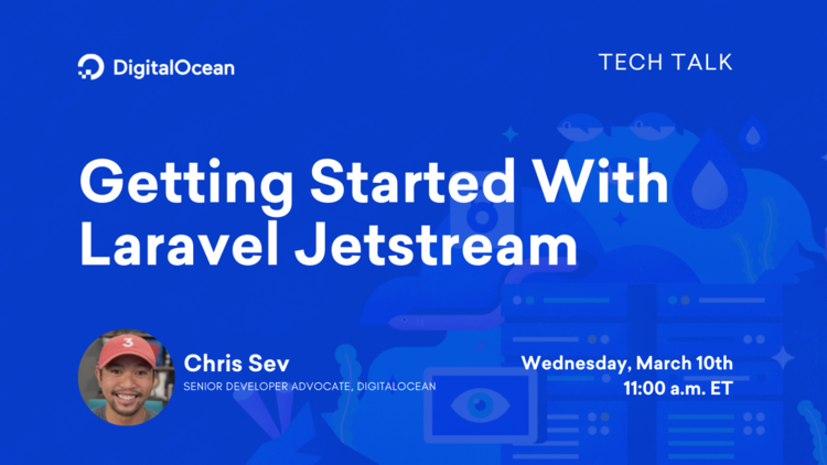 Getting Started With Laravel Jetstream