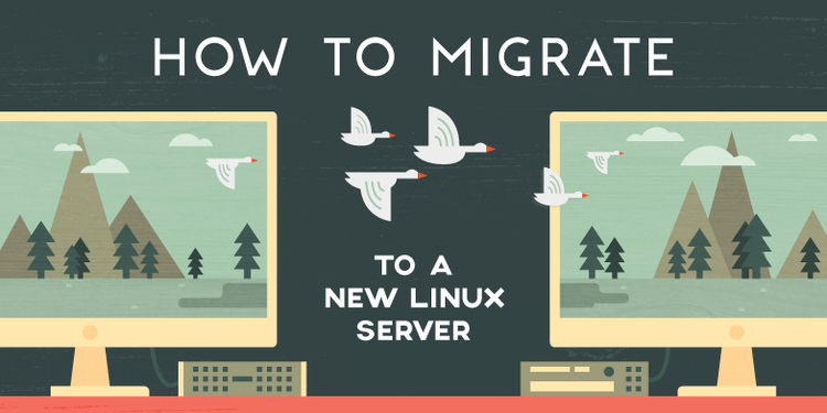 How To Migrate Linux Servers Part 2 - Transfer Core Data