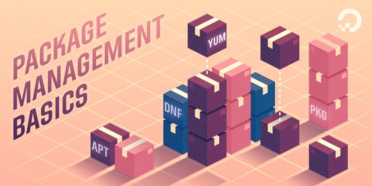 Package Management Basics: apt, yum, dnf, pkg