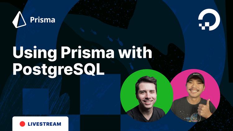 Using Prisma With PostgreSQL (Let's Build a Node API!)