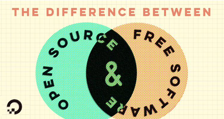 The Difference Between Free and Open-Source Software
