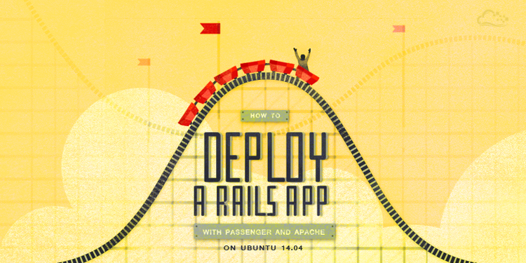 How To Deploy a Rails App with Passenger and Apache on Ubuntu 14.04